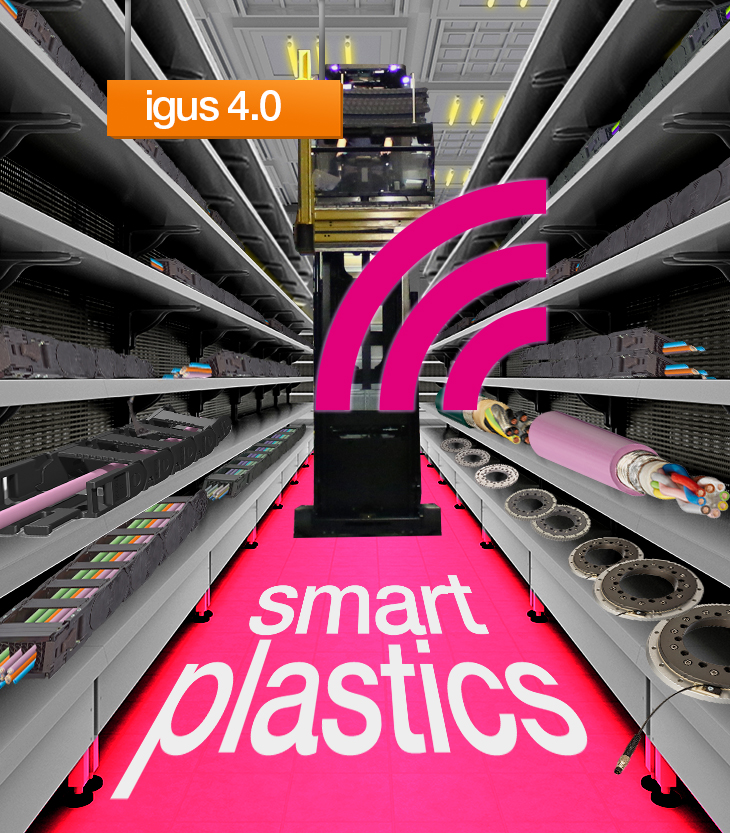 Watch and see how isense CF.P adds more intelligence to the igus® smart plastics portfolio!