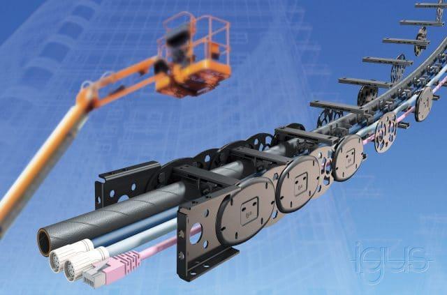Modular hybrid chain