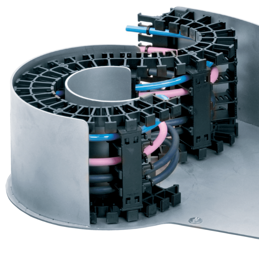 Rotary Energy Supply Systems – An alternative to Slip Rings.