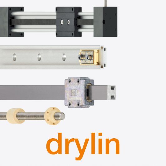drylin linear technology - Frequently asked questions