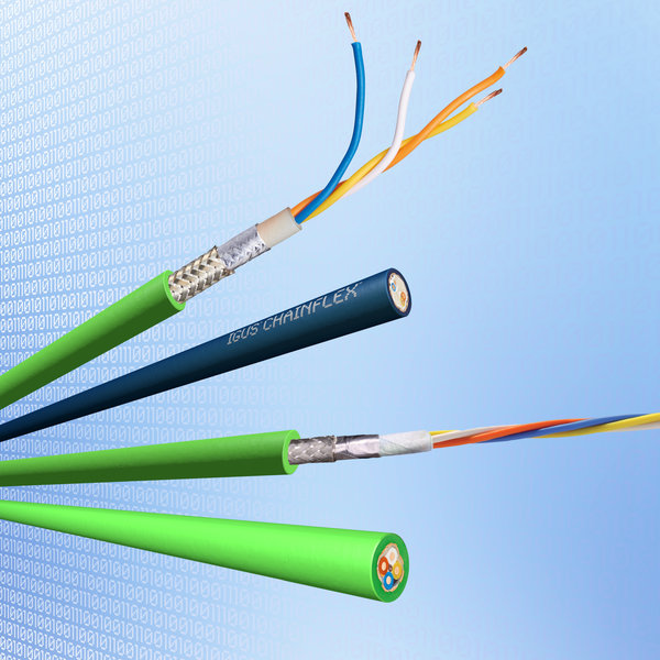 Where are chainflex® cables used?