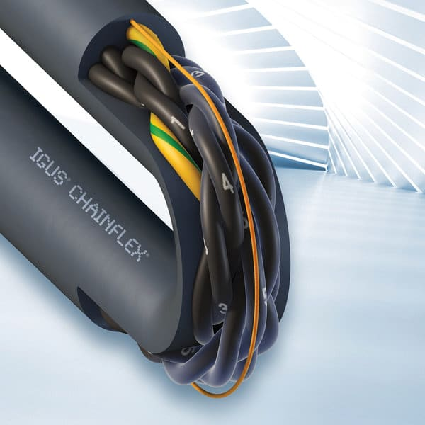How are chainflex® cables made?