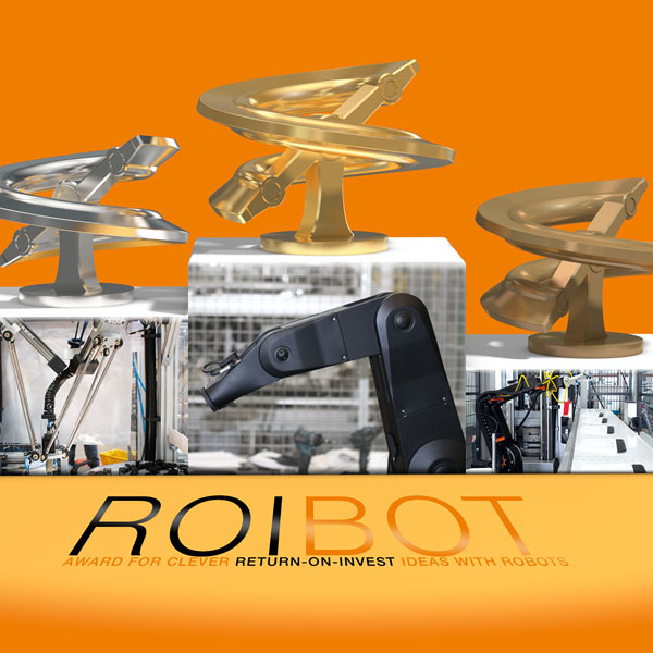 ROIBOT: €5000 Low Cost Automation Competition