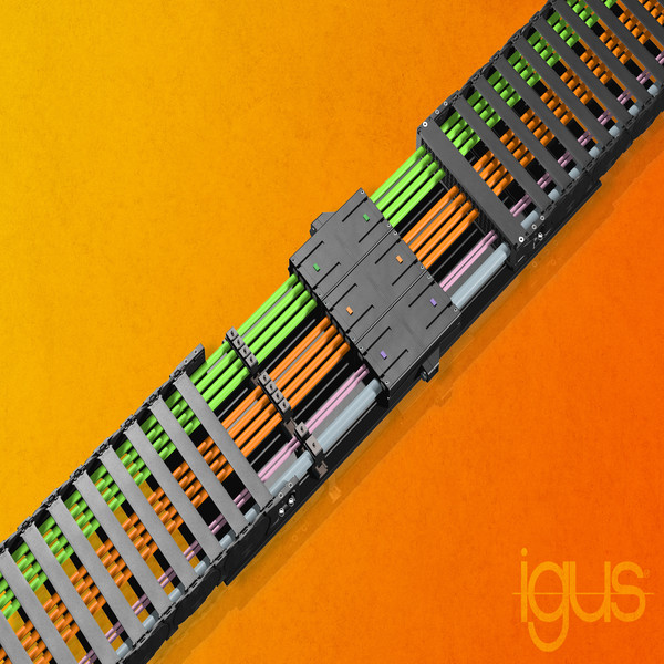 6 reasons to use the igus® module connect