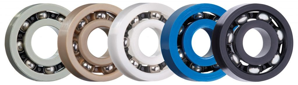 xiros ball bearing range