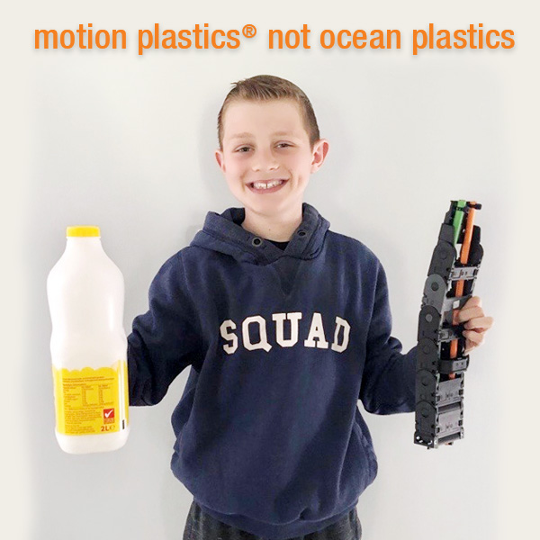 A child's perspective on all that is plastic