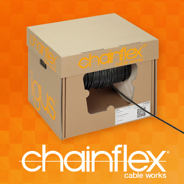 The igus® Chainflex® CASE – the Cost-effective & Innovative Storage Solution