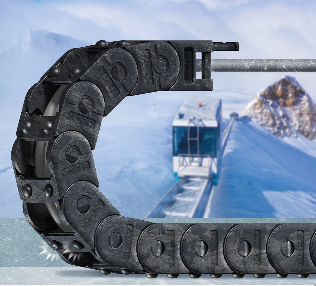 energy chains in cold temperatures