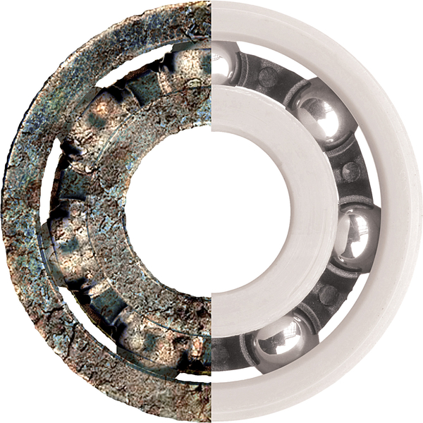 Metal, polymer, ceramic – How do you decide which ball bearing is best for your application?