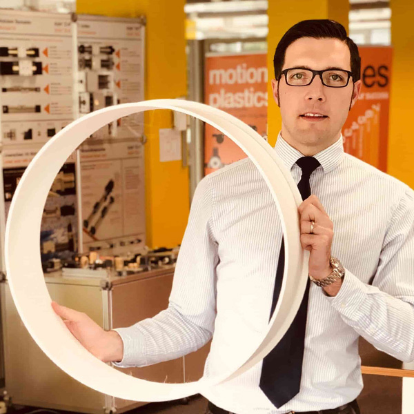 Meet igus Product Manager Dean Aylott