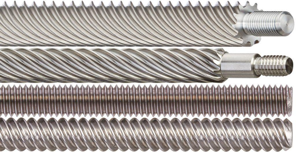 lead screws