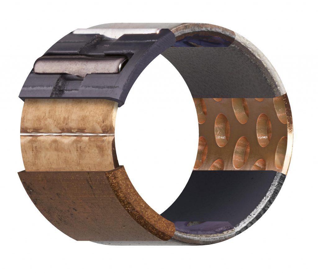 plastic bearings vs metal bearings