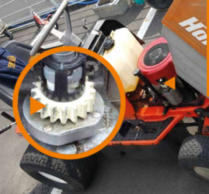 3D printing within tractors