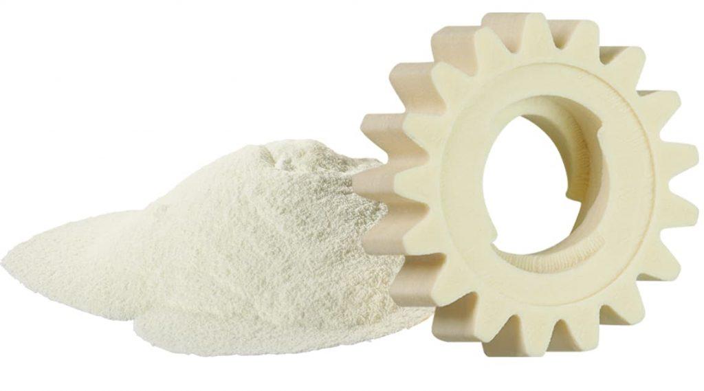 3D printed gears