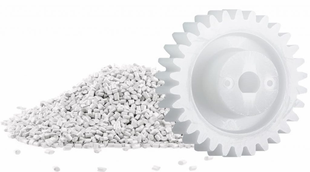 Injection-moulded gears