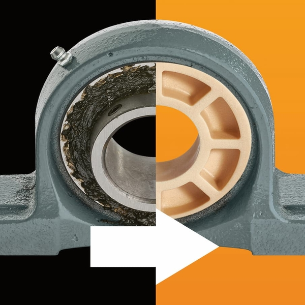 The causes of bearing failure