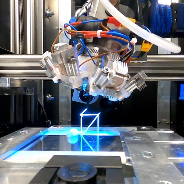 How to build a 3D printer with igus® parts
