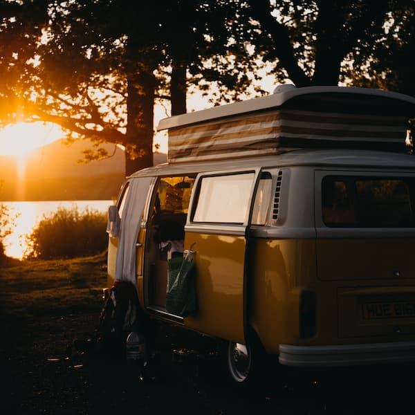 DIY van conversion; how to convert your van into a campervan