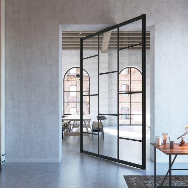 Solutions for successful and elegant industrial interior design